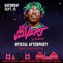 Lil Uzi Vert & Friends Rolling Loud Afterparty