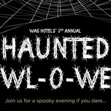 Haunted Howl-o-ween Party