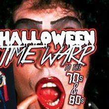 Halloween Time Warp