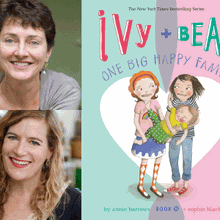 ANNIE BARROWS & SOPHIE BLACKALL at Books Inc. Laurel Village