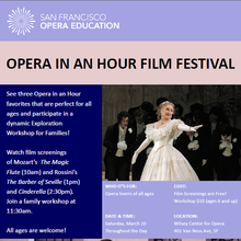 Opera in an Hour Film Festival