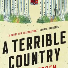 BINDERY: Keith Gessen / A Terrible Country