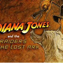 """Film Night in the Park presents """"Raiders of the Lost Ark"""""""
