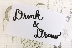Drink and Draw!