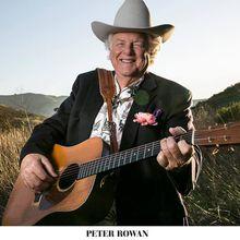 Peter Rowan's Twang & Groove featuring Bobby Black