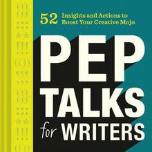 Grant Faulkner / Pep Talk for Writers