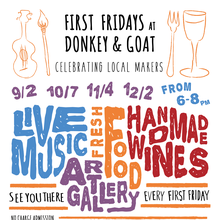 First Fridays: A Celebration of Local Makers