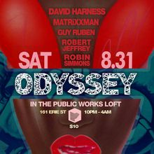 Odyssey Local Showcase Night