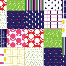 Illustrator Class- Repeat Patterns- 12/3 by Ainsley Wagoner