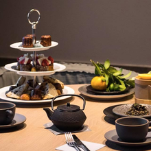 Holiday Afternoon Tea at Acacia House
