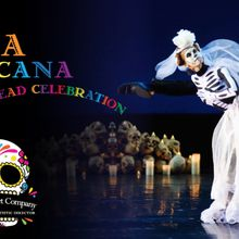 Oakland Ballet Presents Luna Mexicana: A Day of the Dead Celebration