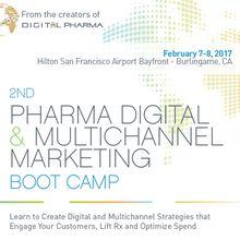 2nd Pharma Digital & Multichannel Marketing Boot Camp
