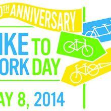 Bike To Work Day - 20th Anniversary
