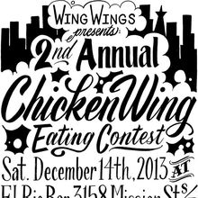 Wing Wings 2nd Annual Chickenwing-Eating Contest!