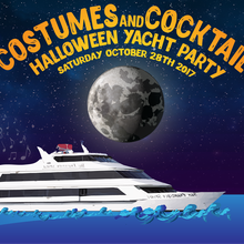 Costumes and Cocktails 4th Annual Halloween Yacht Party