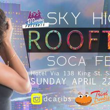 Sky High Rooftop Soca Fete