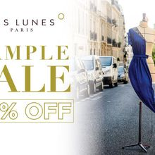 Les Lunes Sample Sale - Opening Our Archives to the Bay Area