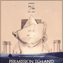 Permission To Land With ANDREA OLIVA (Ants Ibiza-Hot Creations) at The Midway (Outside Patio)
