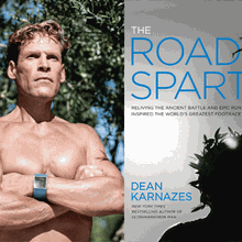 DEAN KARNAZES at Books Inc. in The Marina