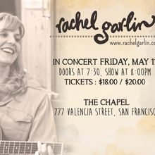 Rachel Garlin in Concert