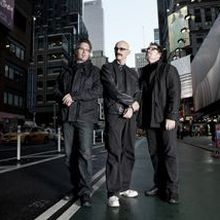 Stick Men featuring Tony Levin, Pat Mastelotto and Markus Reuter