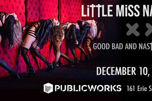 LITTLE MISS NASTY TOUR - SF