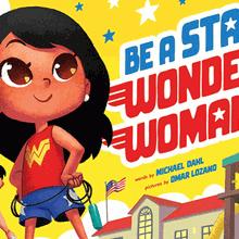 Wonder Woman Super Saturday at Laurel Village