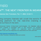 XSENSIO LAB-ON-SKIN : THE NEXT FRONTIER IN WEARABLES