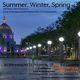 Summer, Winter, Spring Installation