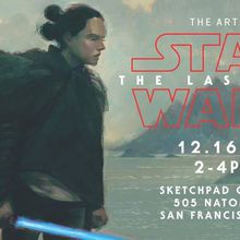 Art of Star Wars: The Last Jedi Book Signing and Release Party