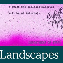 New Landscapes: Supporting the Arts in the Bay Area