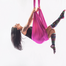Foundations Of Flight: Aerial Yoga Workshop Series