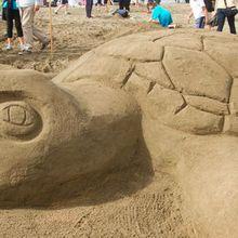 Leap's 30th Anniversary Sandcastle Contest