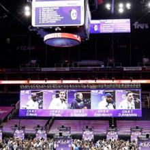 Super Bowl Opening Night Fueled by Gatorade