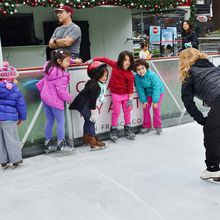 Learn to Skate presented by Kaiser Permanente