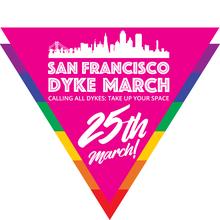 San Francisco Dyke March