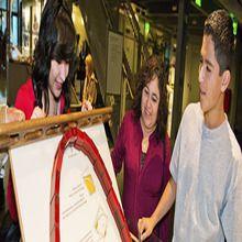 The Exploratorium - Latino Engineering Day