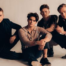 The Vamps, Hrvy, New Hope Club