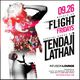 Flight Fridays | Tendaji Lathan