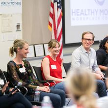 6th Annual Healthy Mothers Workplace Award Ceremony