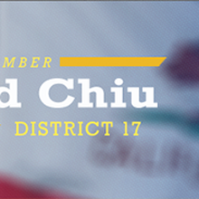 Budget Town Hall with Assemblymember David Chiu