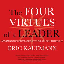 The Four Virtues of a Leader Book Party