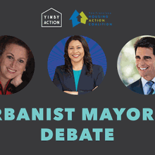 Urbanist Mayoral Debate