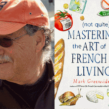 MARK GREENSIDE at Books Inc. Alameda