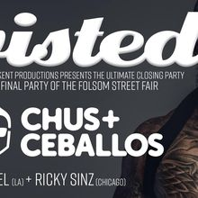 TWISTED After Hours w/Chus + Ceballos