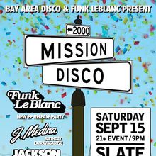 Mission Disco