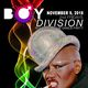 Boy Division / November Edition / Special Guest DJ Steve Fabus!