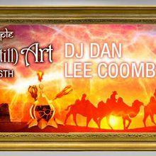 Music is (still) Art w DJ Dan & Lee Coombs
