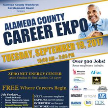 2nd Annual Alameda County Career Expo