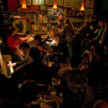 Classical Revolution Mondays at Revolution Cafe SF